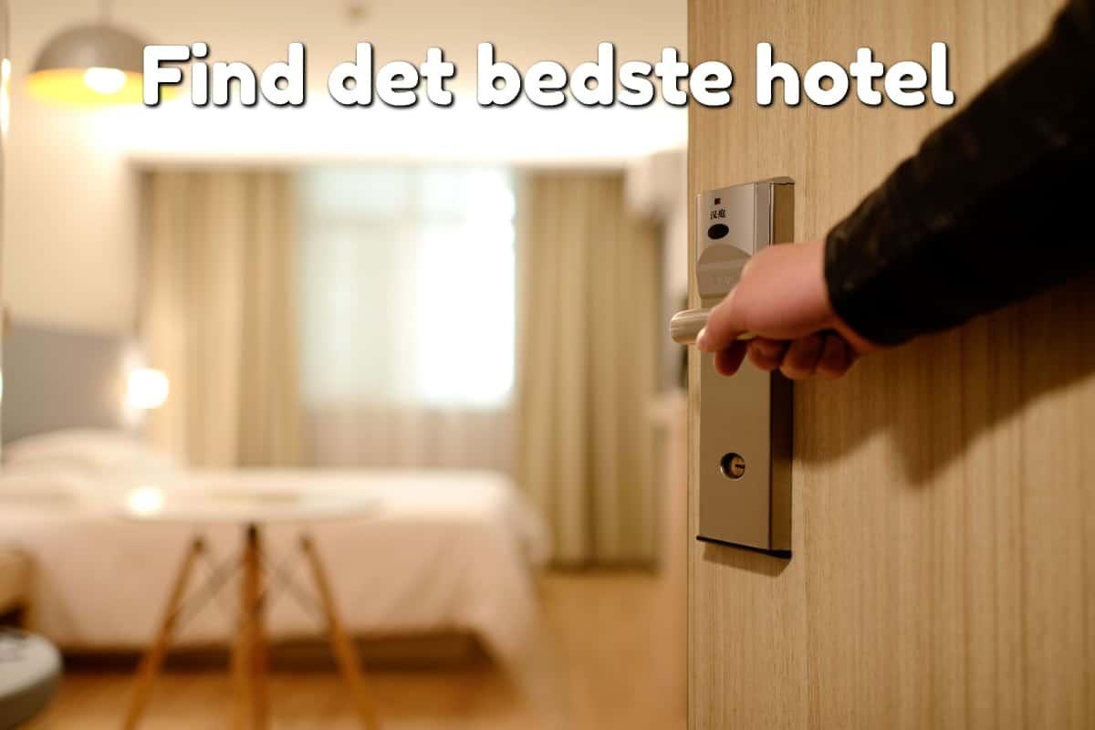 Find det bedste hotel